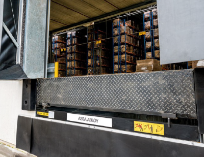 solutions for warehouse and docking challenges