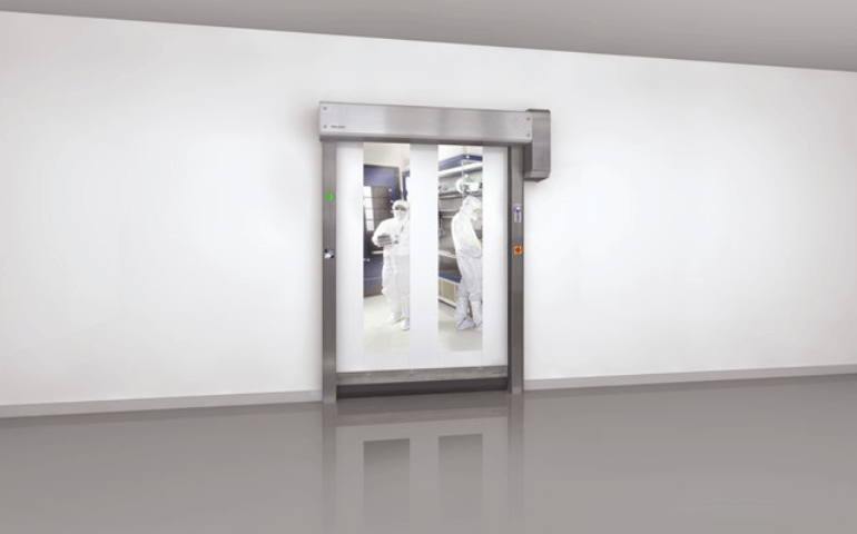 Pharma and Clean Room Industries Doors