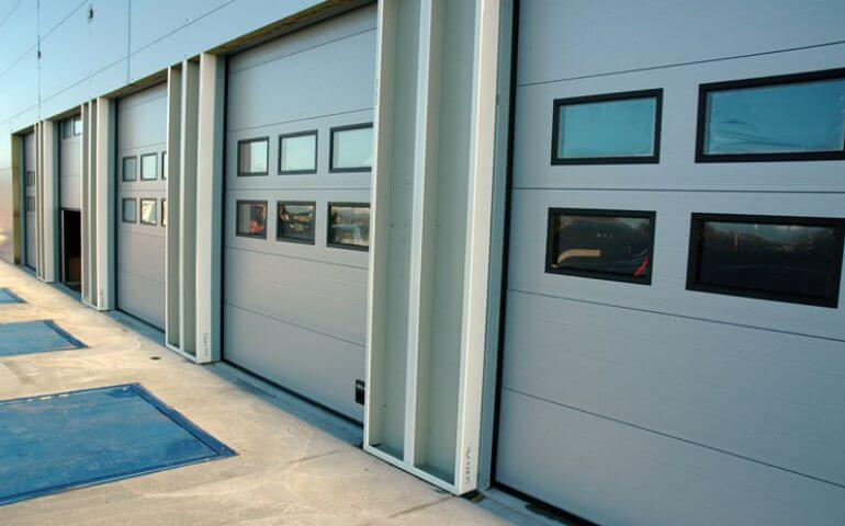 puf insulated doors