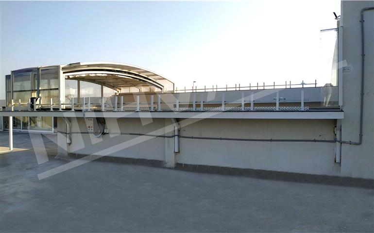 automatic sliding roofs